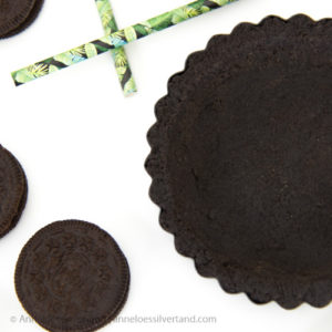 Mint Oreo Pie Crust