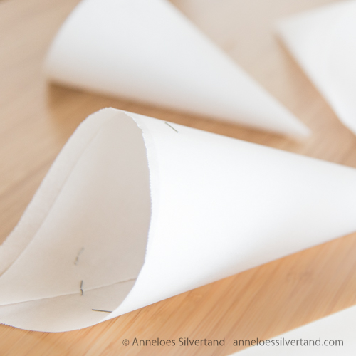 Parchment Paper Piping Bags