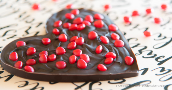 Chocolate Cinnamon Heart