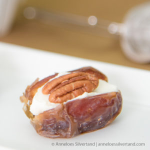 Cream Cheese Dates