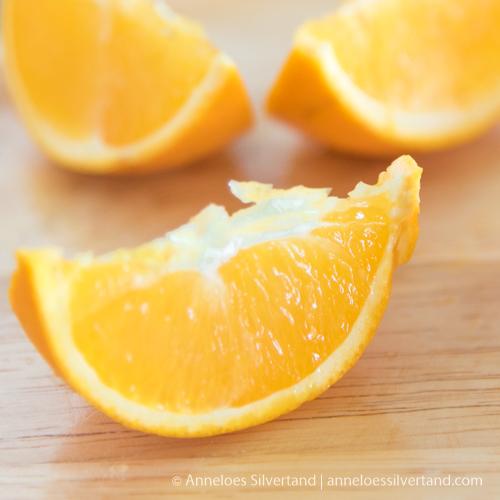 Oranges Snack