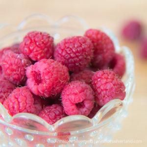 Raspberry Snack