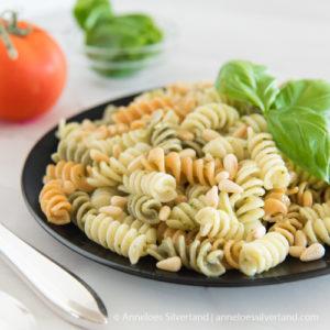 Simple Pesto Pasta