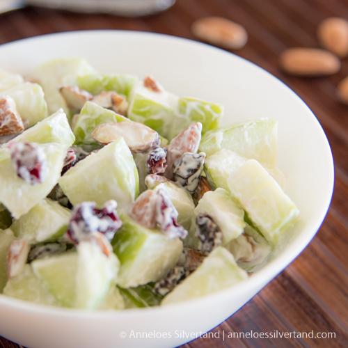 Simple Apple Salad